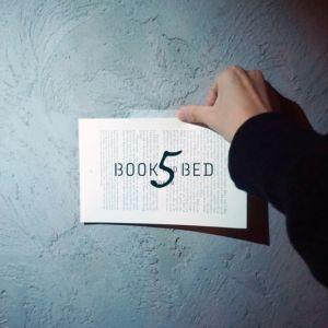 泊まれる本屋「BOOK AND BED TOKYO」の5店舗目が新宿に2018年春オープン