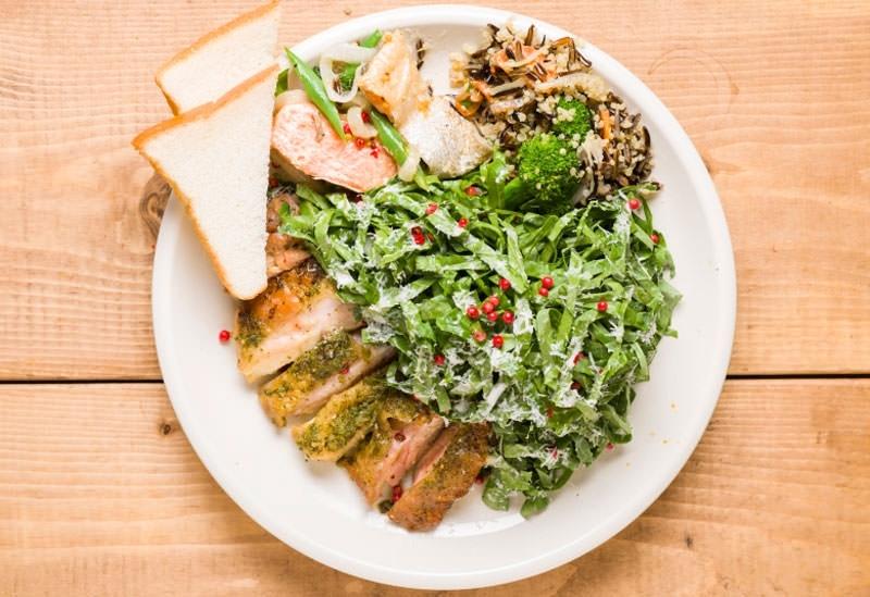 栄養たっぷりな上にオシャレで女子の心を鷲掴み! 「atari CAFE&DINING 渋谷モディ店」