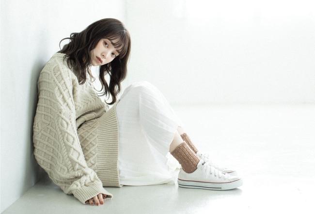 モデル橋下美好とチュチュアンナがコラボ!オリジナルコラボ靴下を発売!