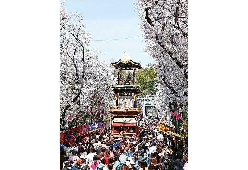 4月7日まで! 犬山祭(愛知)