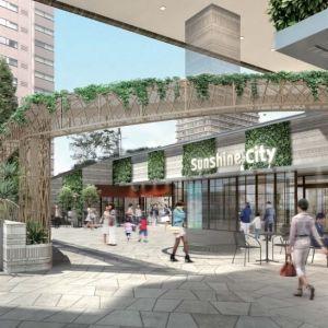 全国初出店の「コメダスタンド」も!サンシャインシティ 専門店街アルパが3月21日オープン