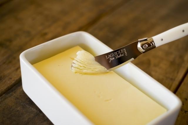 さまざまなバターの違いを楽しんでみて