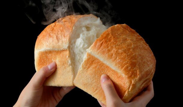 気分を晴れやかにしてくれる食パン「岡山はハレの日」