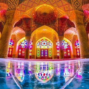 世界遺産じゃないの!?イランにあるモスクが想像を超えていた。