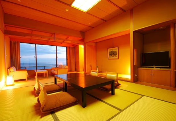 日本海を望む絶景が自慢!兵庫県「ホテル金波楼」で日和山温泉を満喫しようその4
