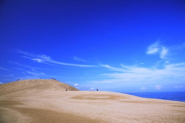 鳥取砂丘(鳥取)おすすめの楽しみ方①鳥取砂丘とは