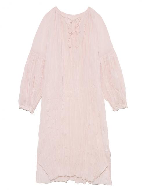 【ファーファー】ブランド初のルームウェアはロマンティックな2WAYドレス