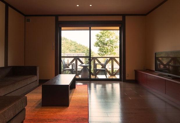 特別な旅行で使いたいおすすめ宿③山みず木別邸 深山山荘