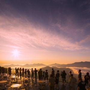 「星野リゾート トマム」の雲海テラスに登場する、秋ならでは愉しみとは
