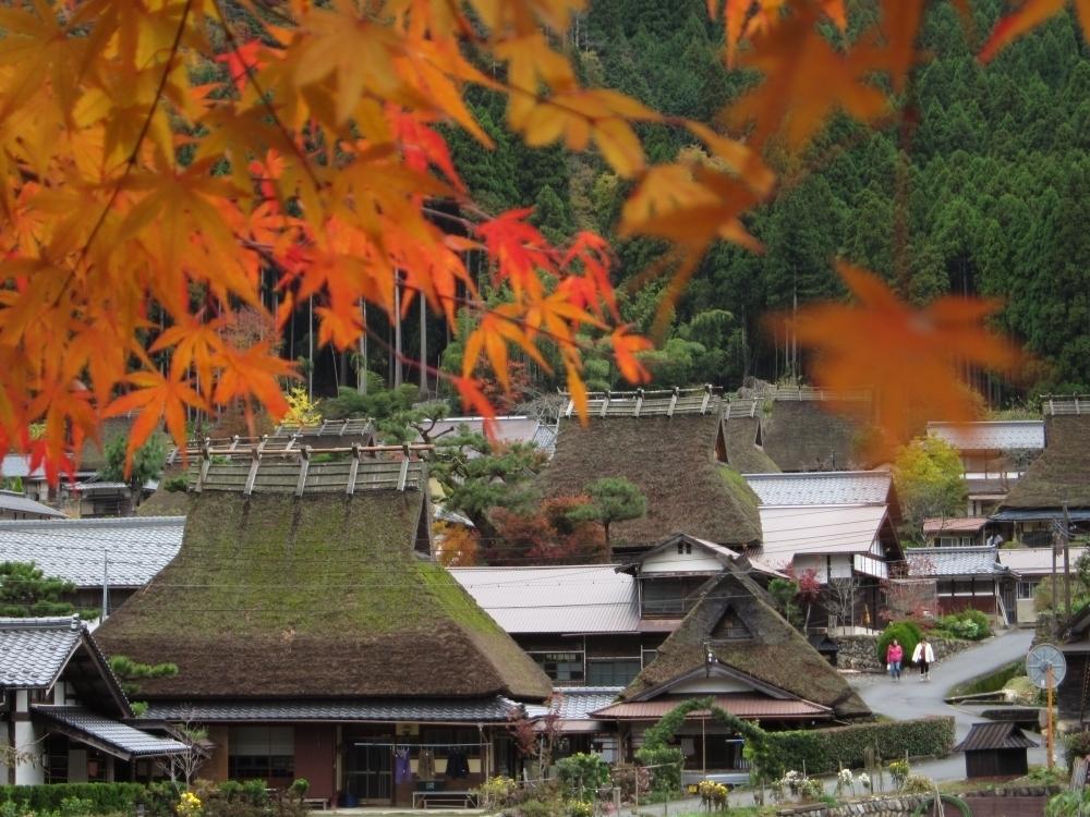 日本の原風景を探しに行こう