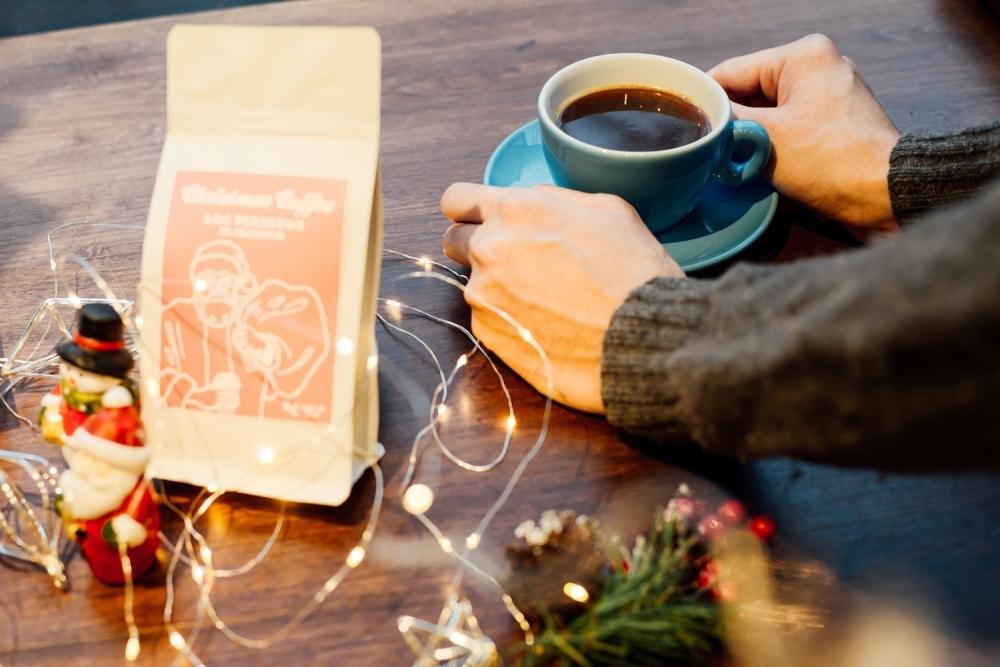 クリスマスにぴったりなコーヒー