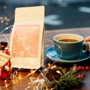まるでクリスマスの味!?人気ショップがコーヒーバッグを無料配布