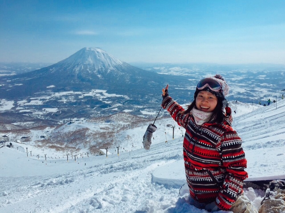スキーで記憶に残すベスト・トリップby林千津瑠(札幌)