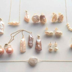 共に時を刻んでいく世界にひとつだけの「びわ湖真珠」のアクセサリー