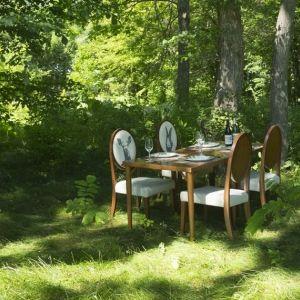 自然に癒される春の旅。おとぎの森に迷い込んだようなリゾートホテルへ