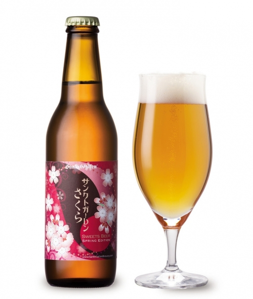 お花見シーズンにぴったりのビールで乾杯!2月22日より春限定発売その4