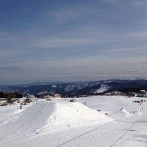 関西最大級の規模!兵庫県「ハチ高原スキー場」の魅力