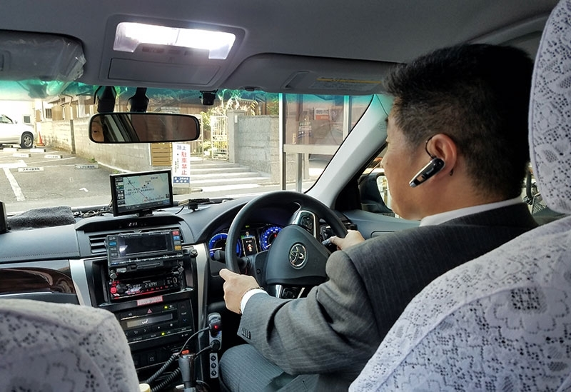 地元での信頼厚い徳島の老舗「金比羅タクシー」