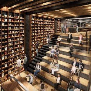 読書好き必見! 書店併設の「TUNE STAY KYOTO」が11月にオープン
