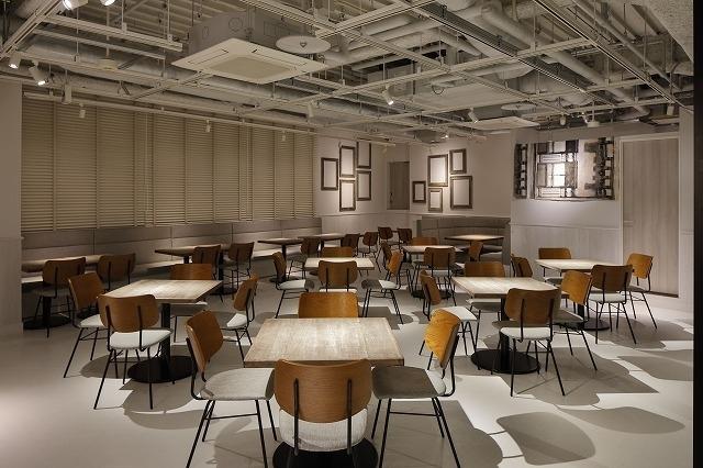 「ツタヤ ブック アパートメント」にも持ち込み可能!新宿の新スポットとなるレストランが誕生その3