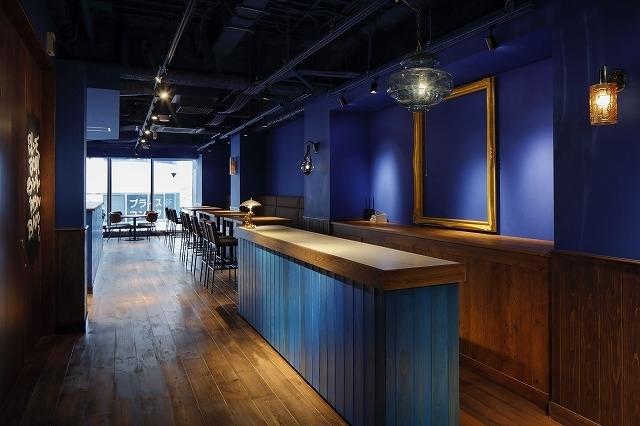 8F「dining lounge concept B」について