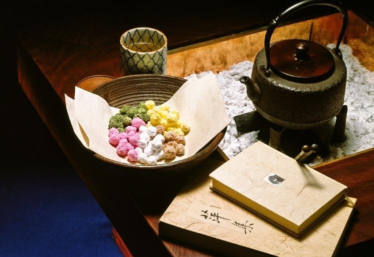 京都を代表する銘菓「夷川五色豆」