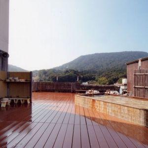 香川の人気観光地「金比羅宮」を眺めながら露天風呂!老舗宿「こんぴら温泉湯元八千代」へ行こうその0
