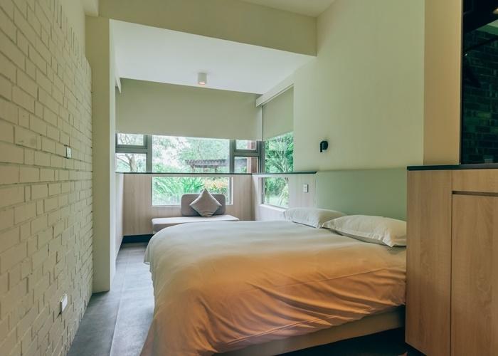 白が基調の涼しげな客室は、ファミリー向けタイプが大充実!