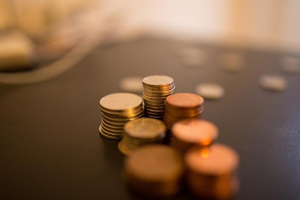 お賽銭は一番重いコインを!