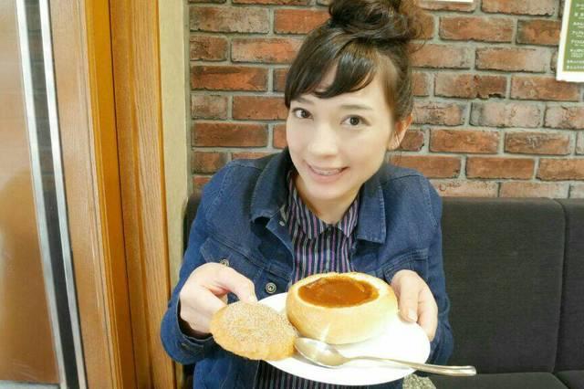 シチューパンにお団子に……ご当地グルメを堪能♪芳美 リンさん(神奈川)