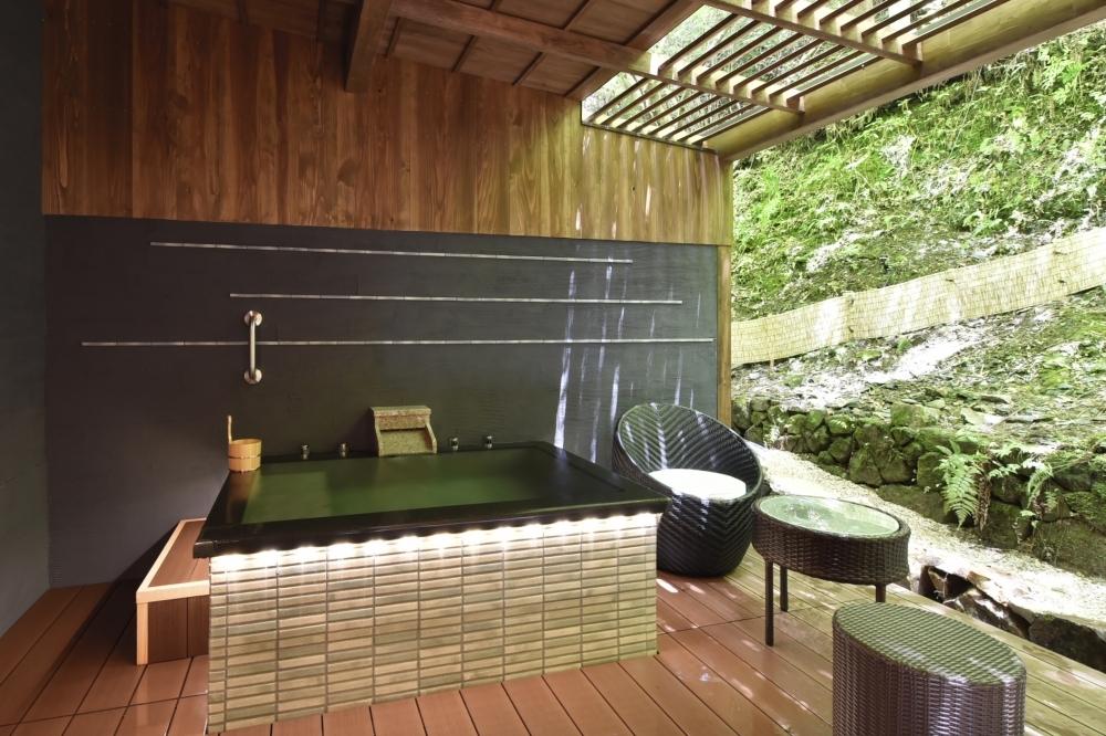 京都でおすすめの露天風呂付客室のある宿②すみや亀峰菴(きほうあん)