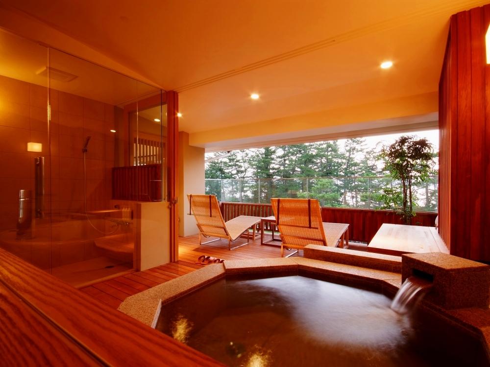 京都でおすすめの露天風呂付客室のある宿③文珠荘(もんじゅそう)