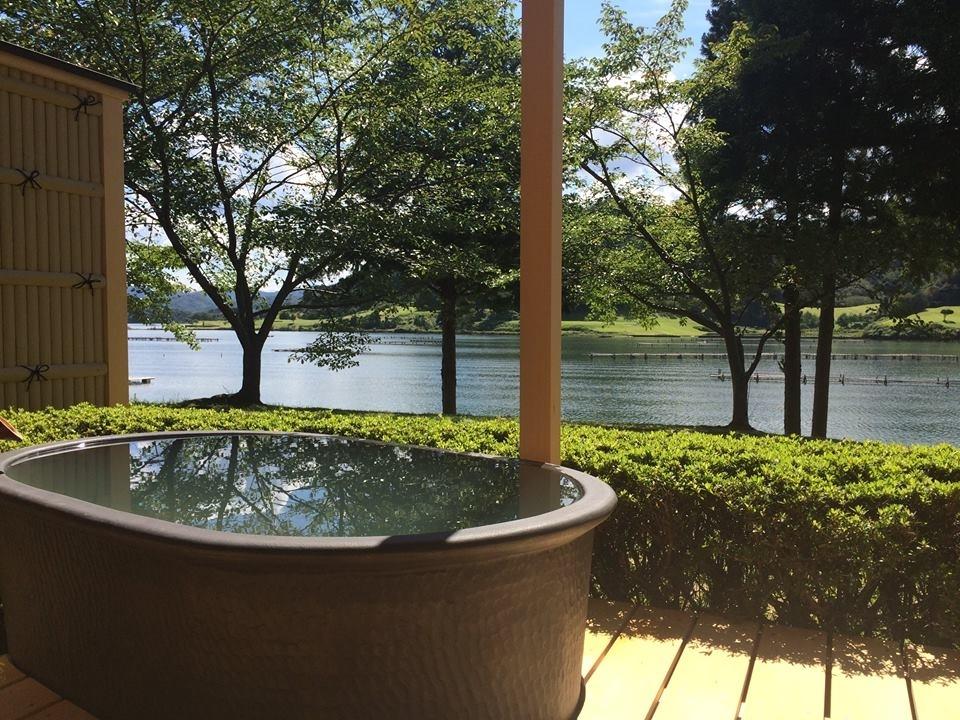 京都でおすすめの露天風呂付客室のある宿④碧翠御苑