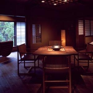 露天風呂付客室でゆっくりとした時間を愉しむ。おすすめの京都の宿4選その0