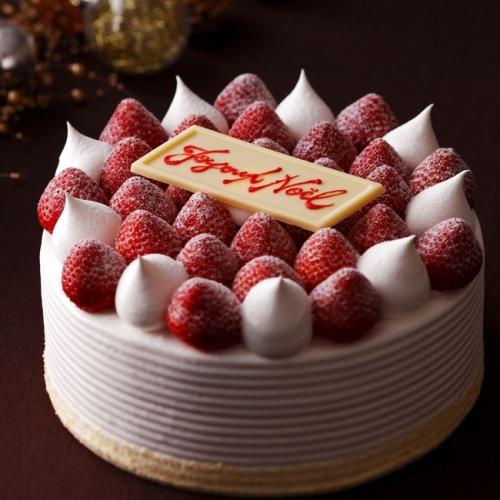 発売より10年以上愛されるベストセラークリスマスケーキ