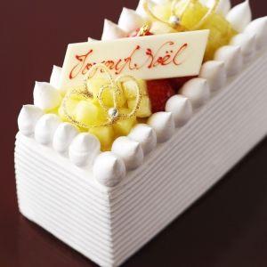 32,400円の商品も!ホテルニューオータニが贅沢すぎるクリスマスケーキを発売