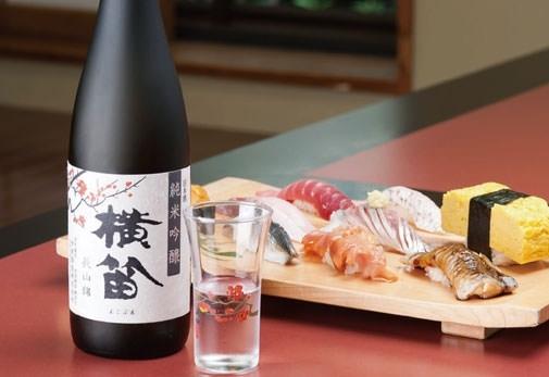 純米吟醸 横笛 美山錦 箱無(720ml)
