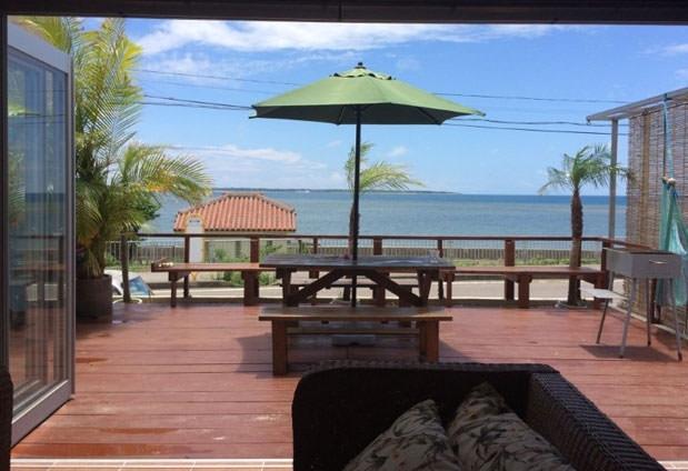 海までわずか20mのプライベートリゾート「Suite Terrace 石垣島」