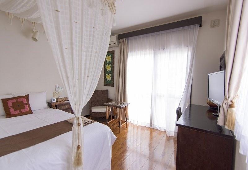 アットホームな雰囲気が魅力の宿「ホテルパティーナ石垣島」