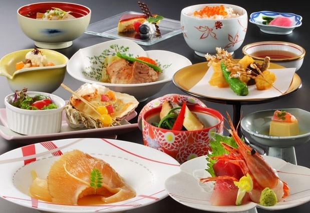 三陸の海の幸たっぷりの創作料理|陸前高田のホテル「キャピタルホテル1000」