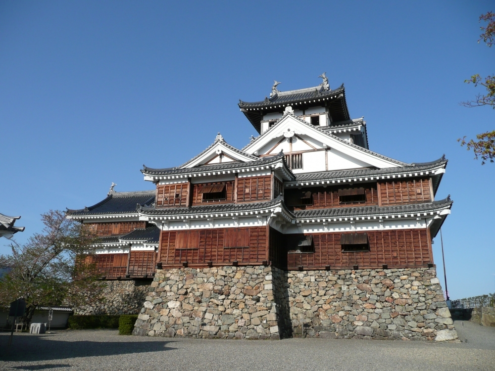 光秀の功績にふれられる「福知山城」