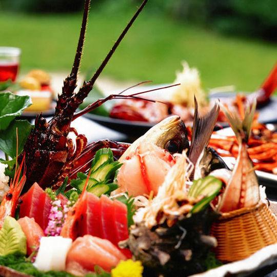 西伊豆松崎温泉の宿!静岡県「御宿しんしま」の魅力③御宿しんしまの料理