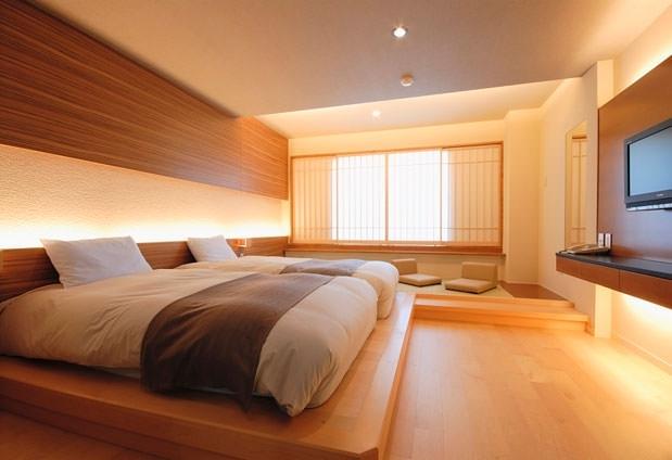 バリエーション豊富な客室