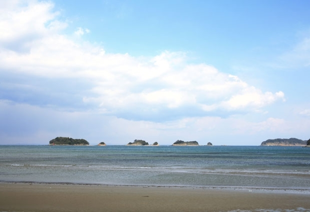 三重県の伊勢・鳥羽エリア「旅荘 海の蝶」の魅力③プライベートビーチを所有