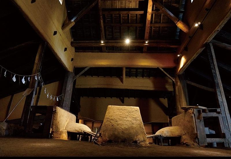 歴史的建造物「高殿(たかどの)」で、先人の息吹を感じよう
