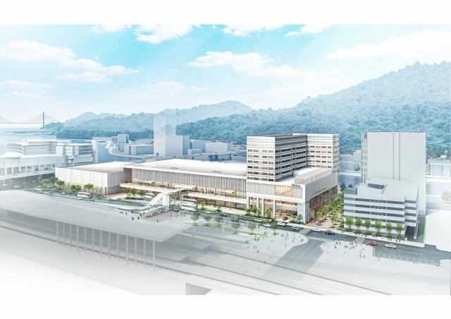 【9】長崎駅に直結する九州地方で2軒目のヒルトングループホテル「ヒルトン長崎」(長崎県)