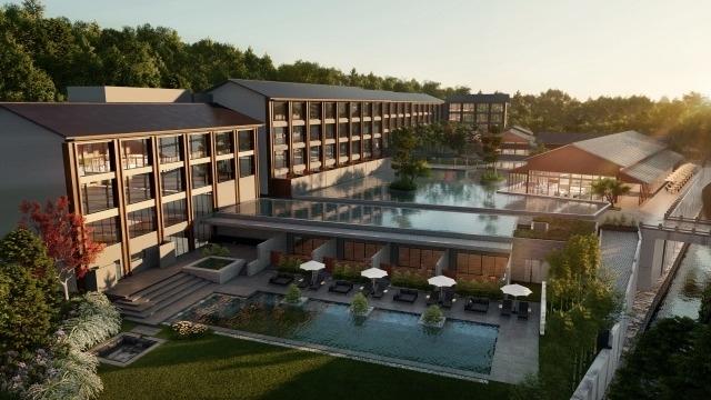 【3】独自の美学を築き上げてきた京都の唯一無二の空間「ROKU KYOTO, LXR Hotels & Resorts」(京都府)