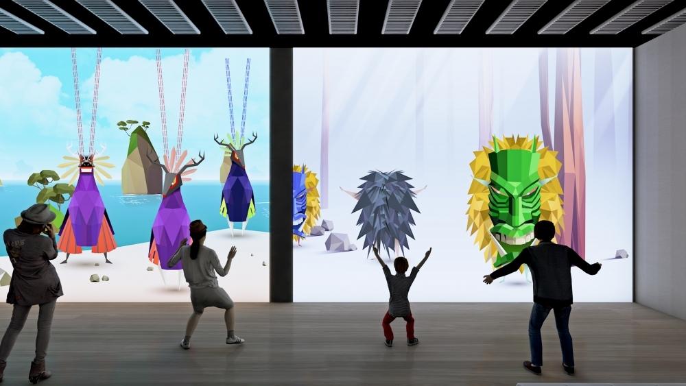 新作に体験型アートも!WOWの「ハレとケ展」が仙台で開催その4
