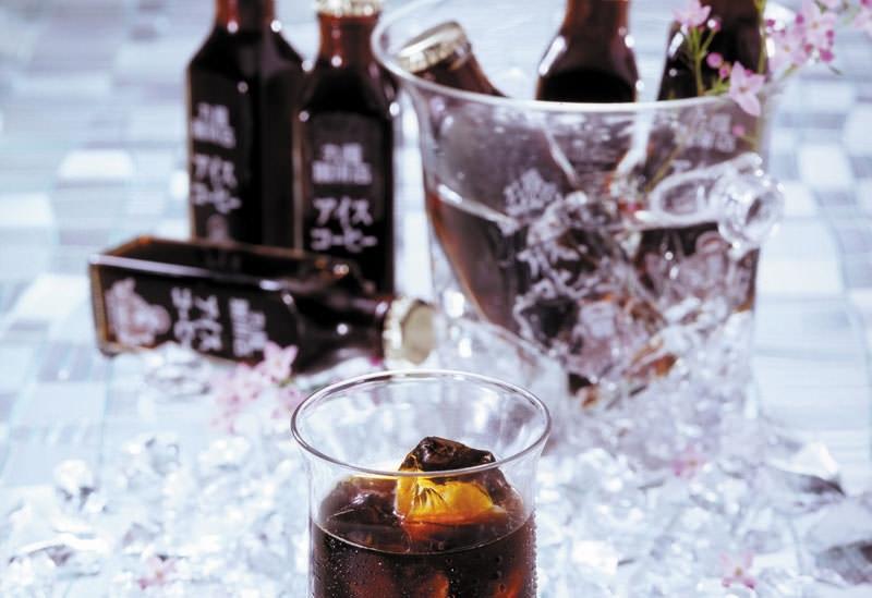 暑い夏に嬉しい濃厚アイスコーヒー「瓶詰めコーヒー14本セット」