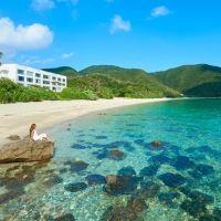 リゾート気分をさらに満喫。プライベートビーチがあるホテル4選